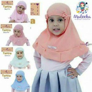Grosir Ecer jilbab anak tasya kerudung bayi hijab baby