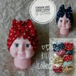 Grosir Ecer Turban Love Jersey Super
