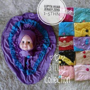 Grosir Ecer Lupita Hijab Kerudung Anak