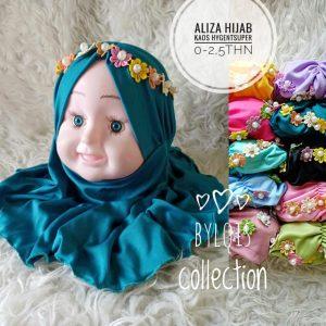 Grosir Jilbab Anak ALIZA HIJAB