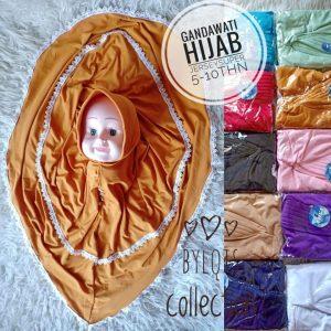 Grosir Jilbab Anak Gandawati Hijab
