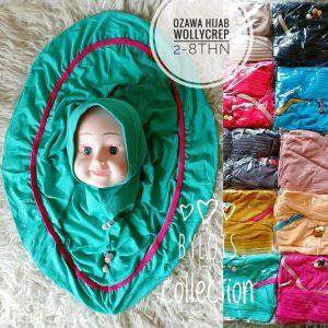 Grosir Jilbab Anak Ozawa Hijab kerudung anak
