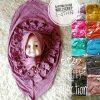 Grosir Jilbab Anak Santika Hijab kerudung bayi