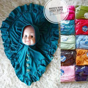 Grosir jilbab anak Wasista Hijab kerudung anak