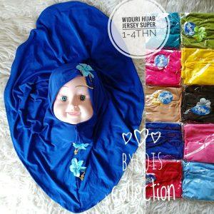 Grosir Jilbab Anak Widuri Hijab kerudung bayi