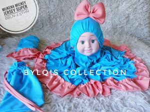 Mukena Mickey by Bylqis Collection