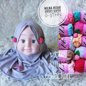 Grosir Jilbab Anak Nilna Hijab