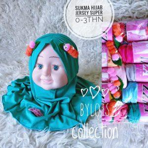 Grosir Jilbab Anak Sukma Hijab