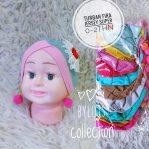 Grosir jilbab anak turban fira
