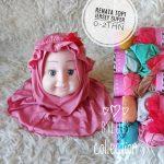 Grosir jilbab anak topi renata