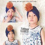 Grosir turban anak elizabeth