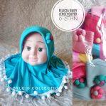 Grosir jilbab anak felicia baby