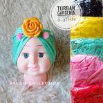 Grosir turban anak gardenia