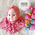 Grosir jilbab anak etnik hijab