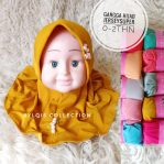 Grosir jilbab anak Gangga