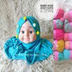 Grosir jilbab anak nanda hijab