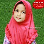 Grosir jilbab anak lula