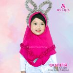Grosir jilbab anak Qonita Bando LED