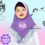 Grosir jilbab anak raisa tile