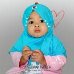 Grosir jilbab anak sandra