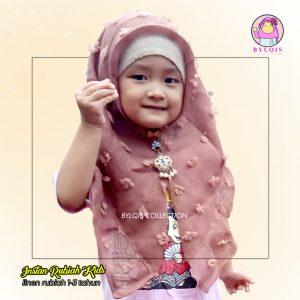Grosir jilbab anak instan rubiah kids