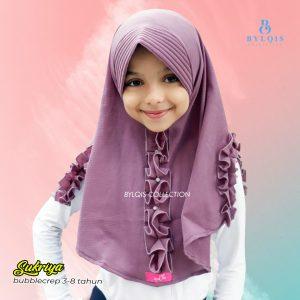 Grosir jilbab anak sukriya