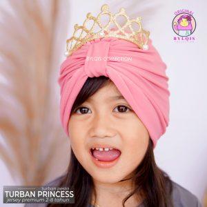 Grosir turban anak princess