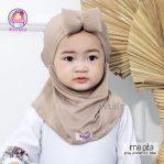 Grosir jilbab anak ima pita