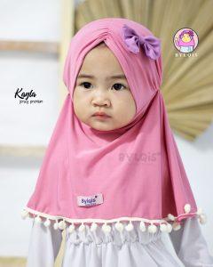 Grosir jilbab anak kayla