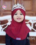 Grosir jilbab anak queen keysha