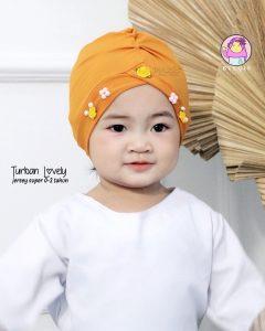 Grosir turban anak lovely