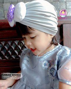 Grosir turban anak wahda