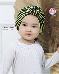 Grosir turban donat