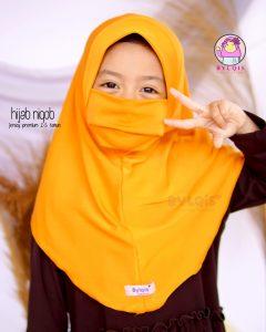 Grosir jilbab anak hijab niqab